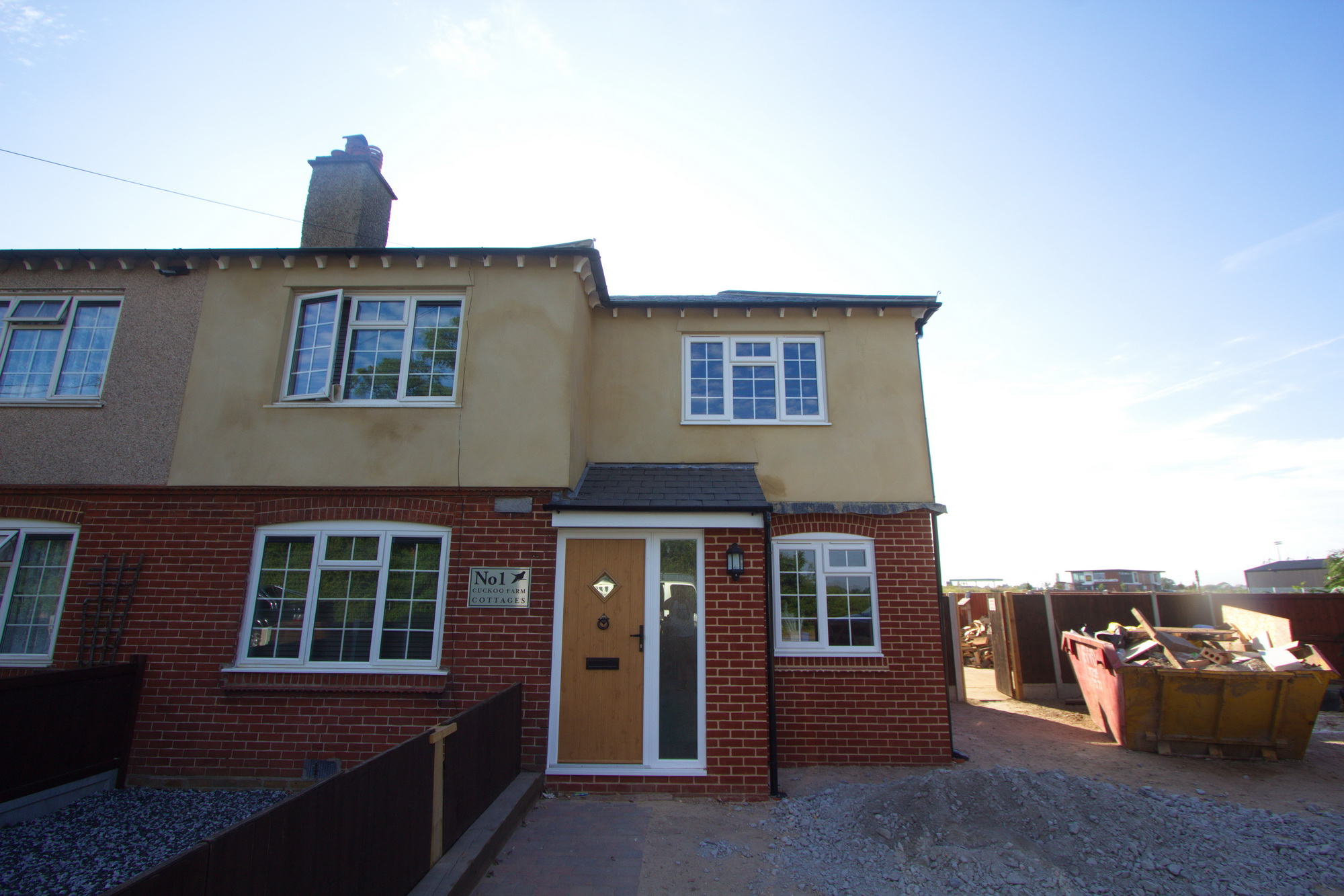 2 story extension Colchester