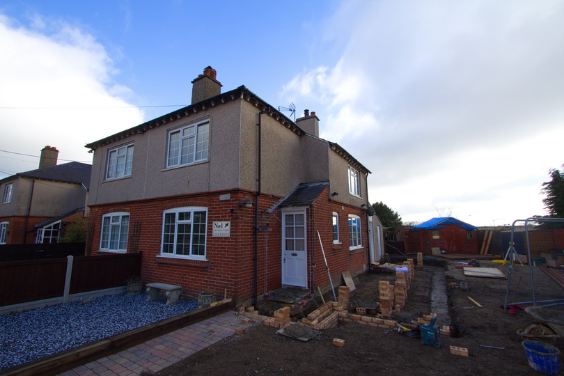 Two Storey Extension Builders in Colchester