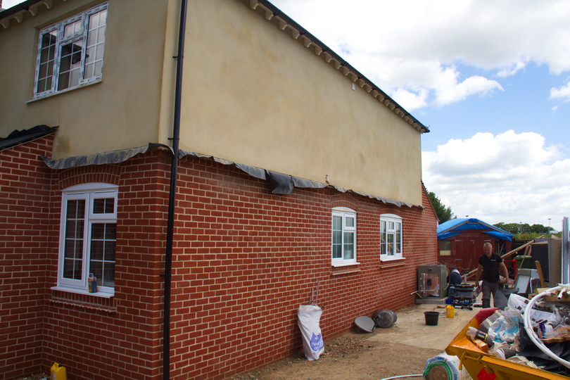 Two story Extension Builders in Colchester
