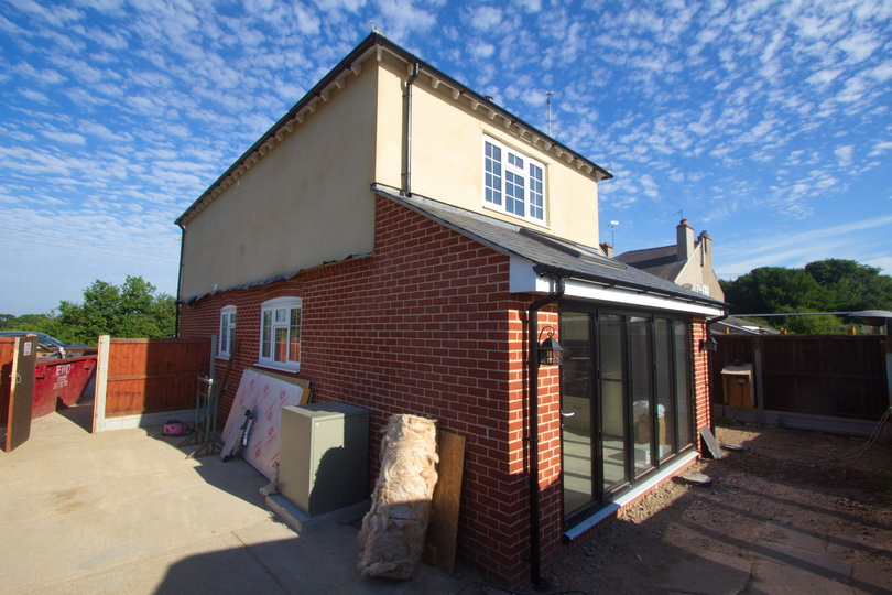 Rear Two Storey Extension