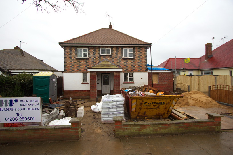 House Renovations in Frinton