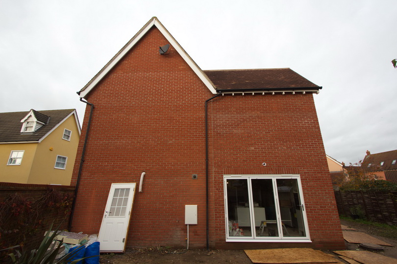 Rear Two Storey Extension - Wivenhoe