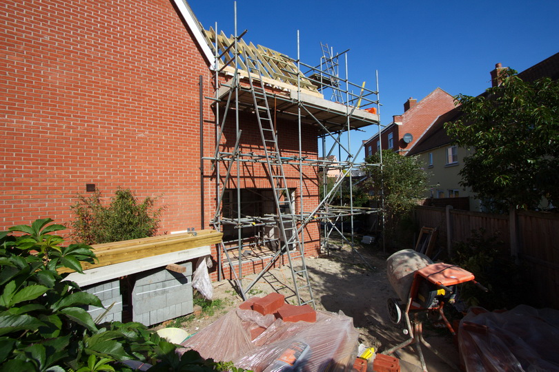 Rear Two Storey Extension Wivenhoe