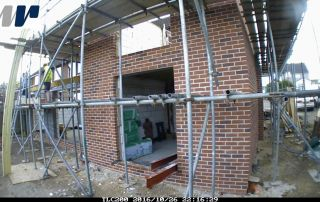 Time Lapse Video of Extension in Essex