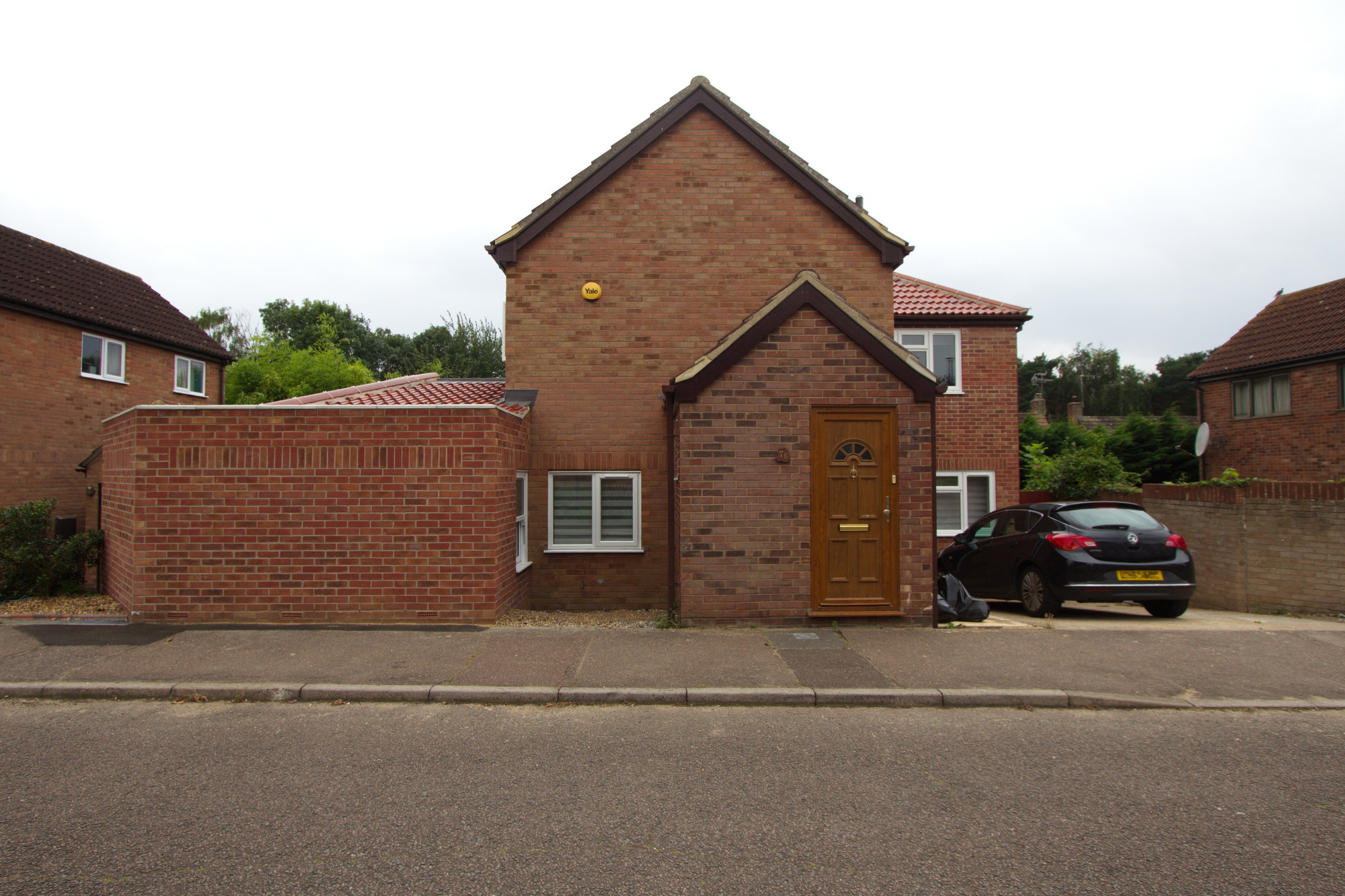 Double Extension in Wivenhoe