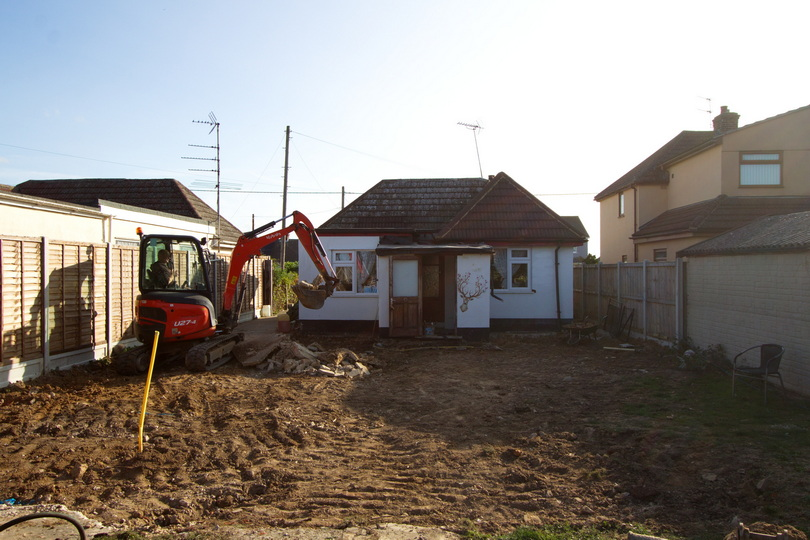 Extension in Clacton